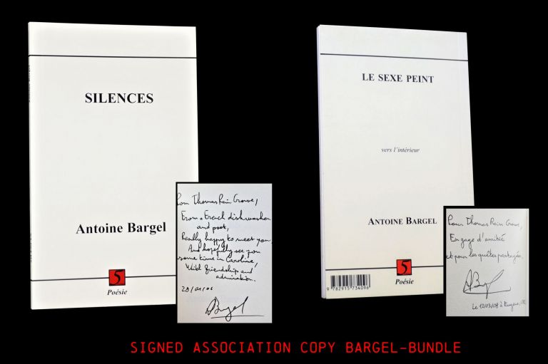 Silences with: Le Sexe Peint. Antoine Bargel.