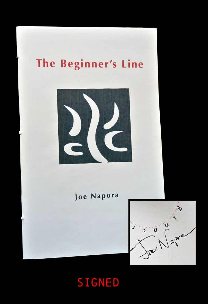 The Beginner's Line. Joe Napora