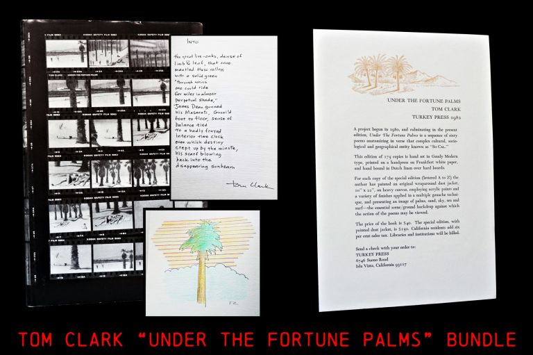 Under The Fortune Palms. Tom Clark