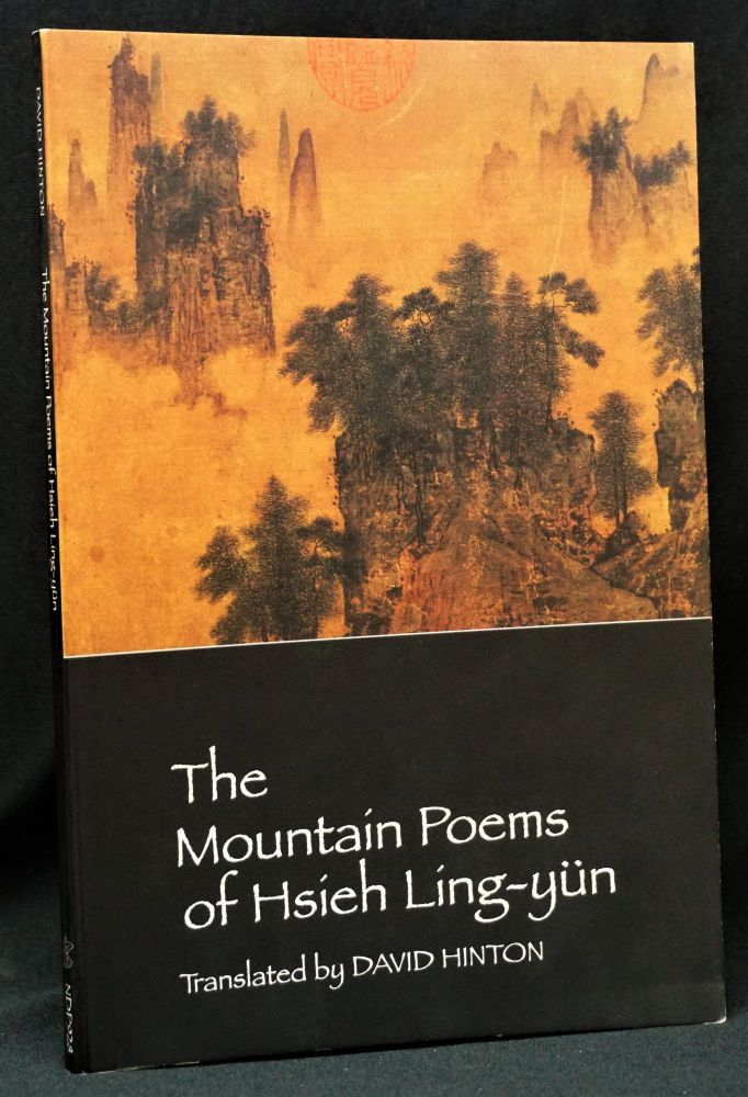 The Mountain Poems of Hsieh Ling-Yun. Hsieh Ling-yun