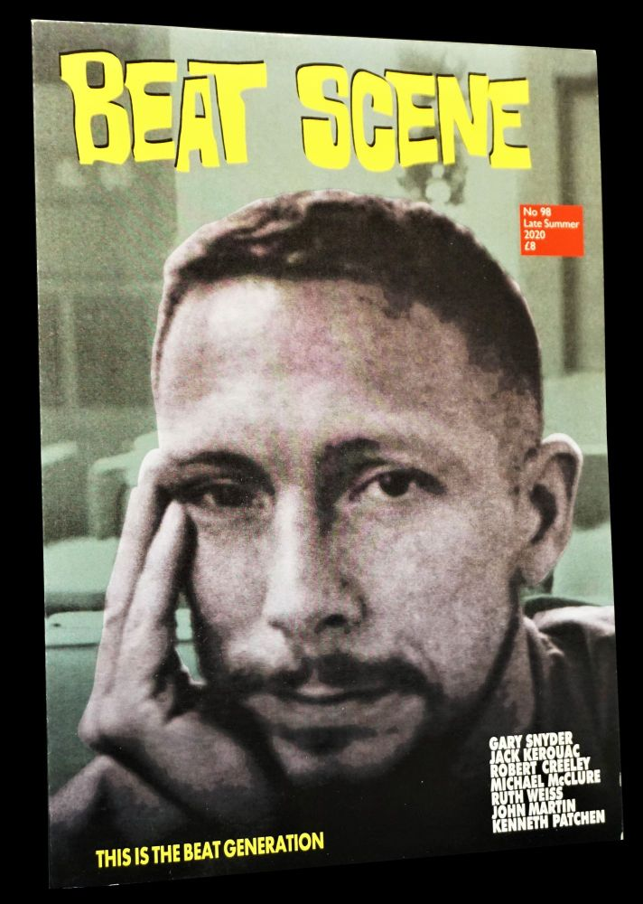 Beat Scene No. 98 (Late Summer 2020). Kevin Ring, Jim Burns, William S. Burroughs, Robert...