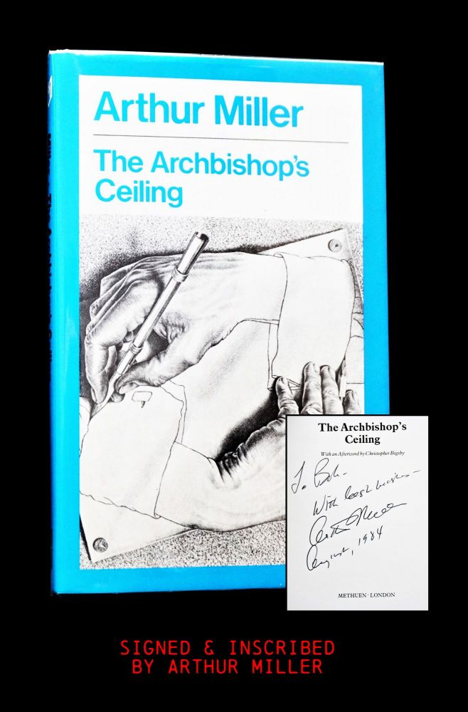 The Archbishop's Ceiling. Arthur Miller