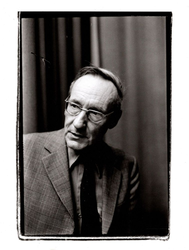 Original Photograph of William S. Burroughs. Fred W. McDarrah, William S. Burroughs