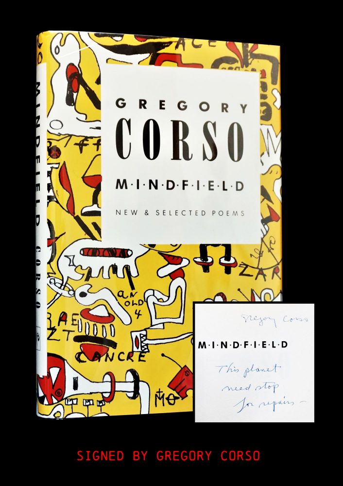 Mindfield: New & Selected Poems. Gregory Corso