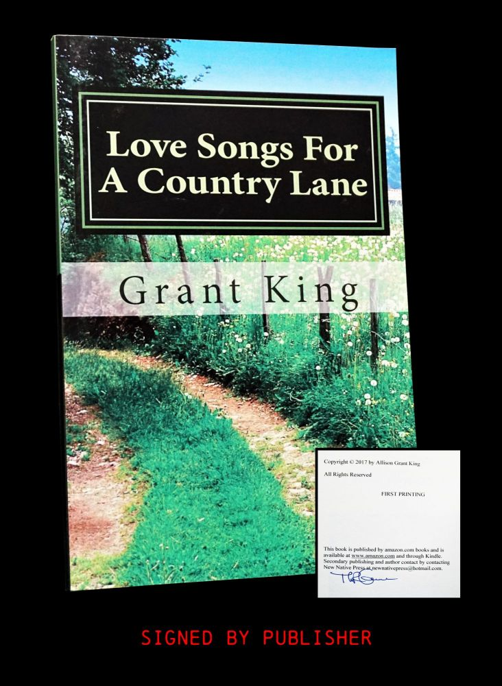 Love Songs For A Country Lane. Grant King