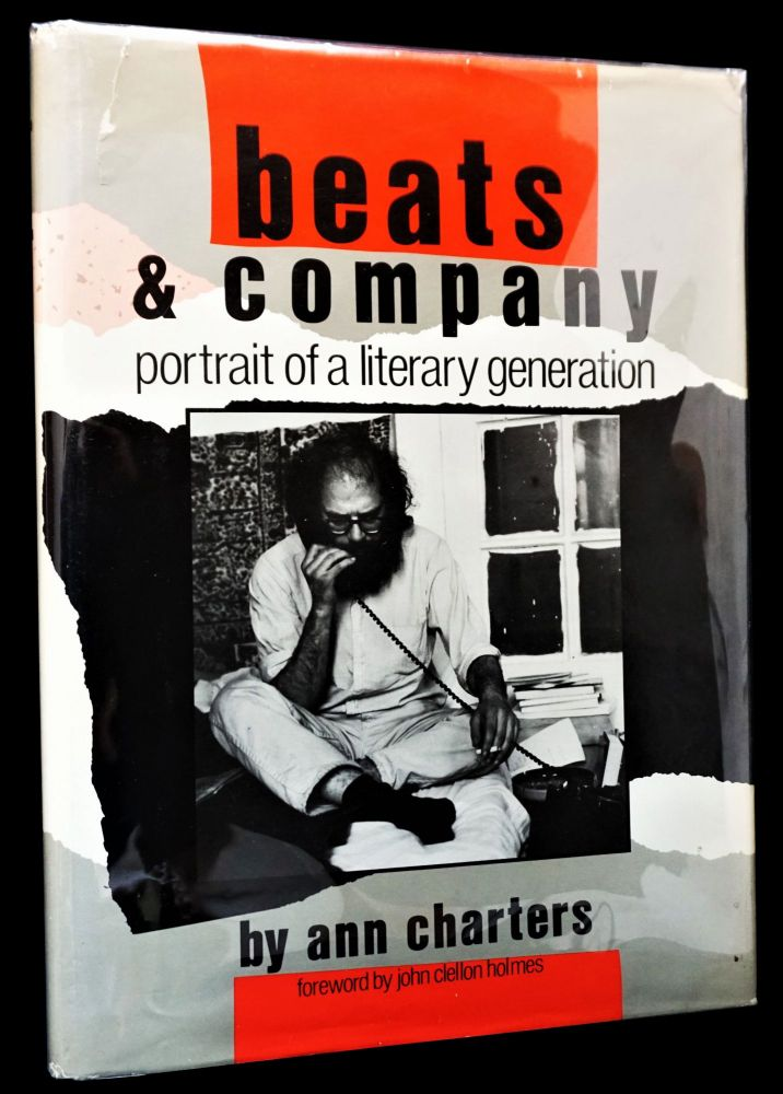Beats & Company: Portrait of a Literary Generation. William S. Burroughs, Gregory Corso, Diane...