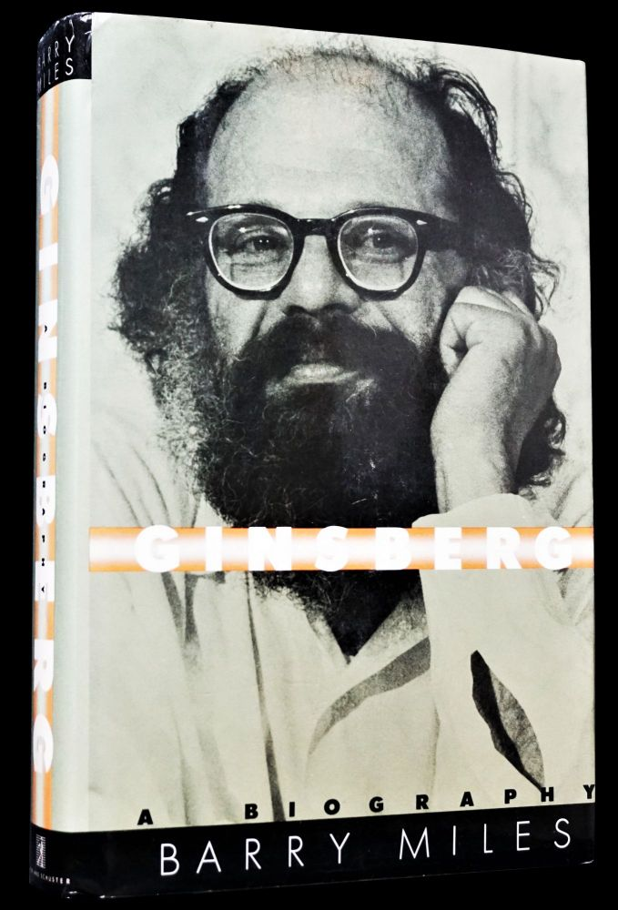 Ginsberg: A Biography with: Ephemera. Barry Miles