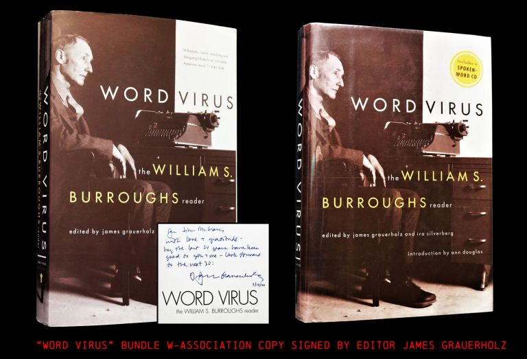 Word Virus: The William S. Burroughs Reader (Two Editions). William S. Burroughs