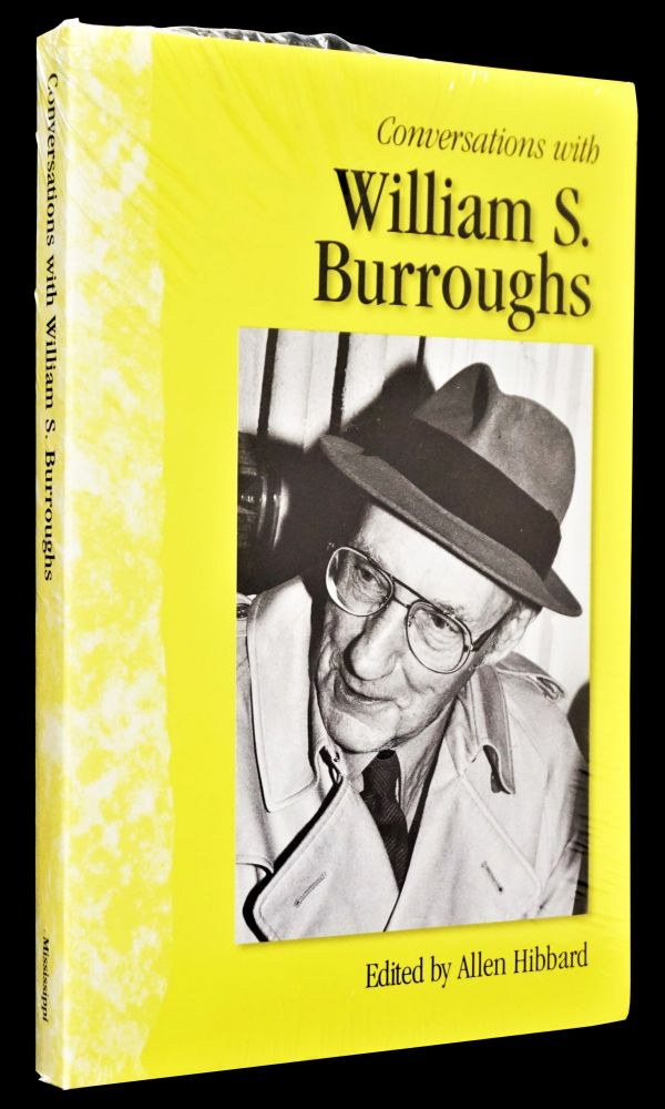 Conversations with William S. Burroughs (Edited by Allen Hibbard). William S. Burroughs