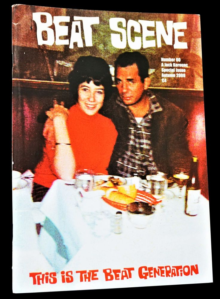 Beat Scene No. 60: A Jack Kerouac Special Issue (Autumn 2009). Kevin Ring, David Amram, Neal...