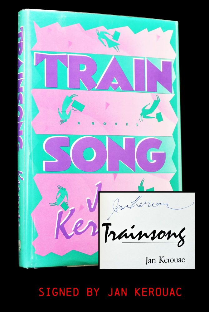 Trainsong. Jan Kerouac