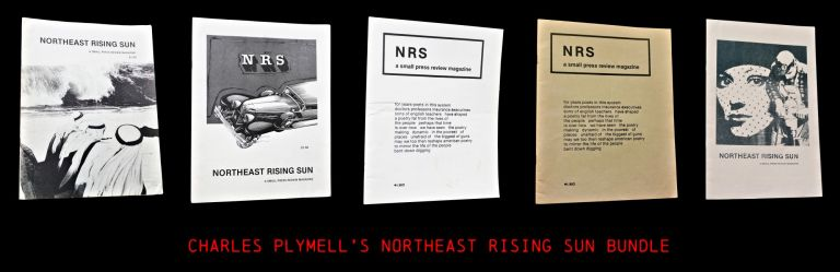 Northeast Rising Sun Vol. 2 No. 8 & 9 (Two Copies) with: Vol. 2 No. 10- Vol. 3 No. 11 with: ...