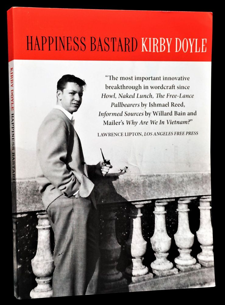 Happiness Bastard. Kirby Doyle