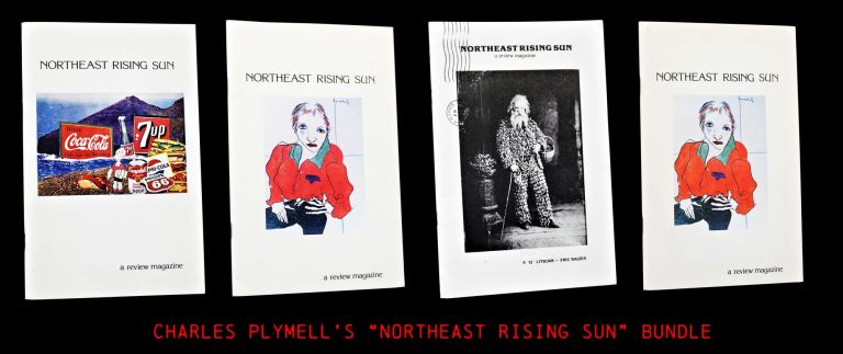 Northeast Rising Sun Vol. 4 No. 16 with: Vol. 4 No. 17 (Two Copies) with: Vol. 4 No. 18. Pamela...