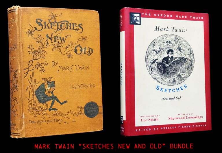 Sketches New and Old (Two Editions). Mark Twain