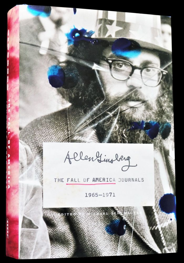 The Fall of America Journals 1965-1971. Allen Ginsberg