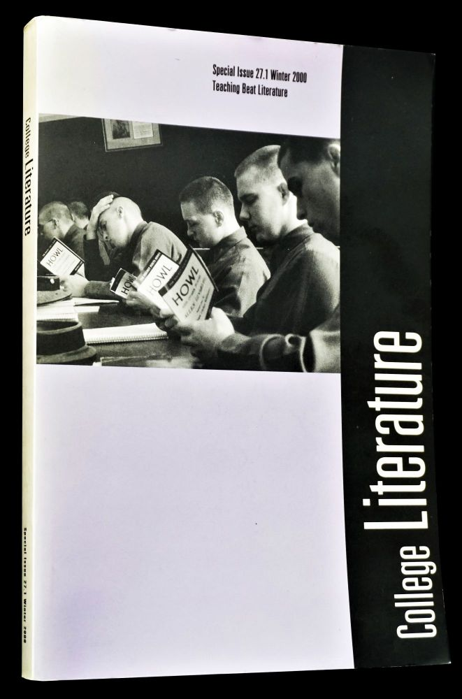 College Literature, Special Issue 27.1 (Winter 2000): Teaching Beat Literature. Kostas...