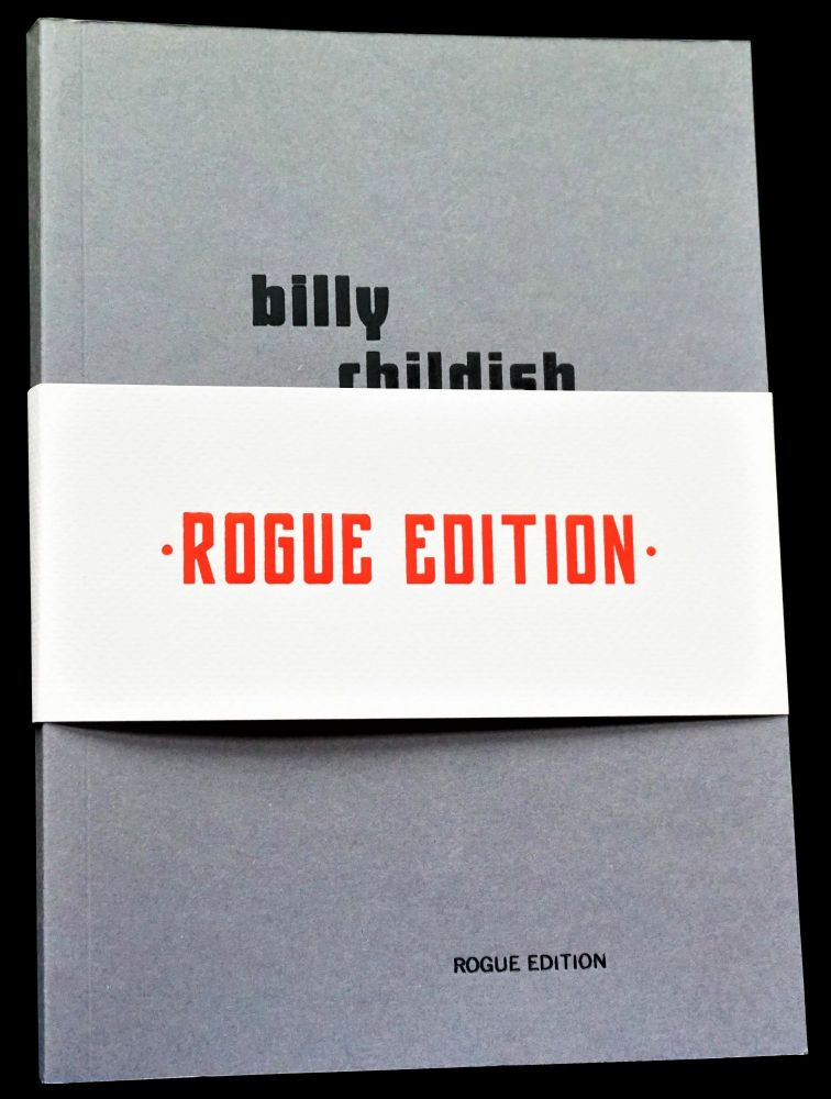 100 Yds of Crash Barrier, Cancer of the Gallows and Other Poems Nobody Wants (Rogue Edition). Billy Childish.