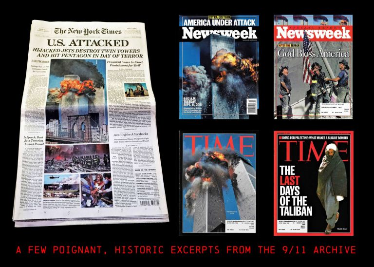 The 9/11 Archive.