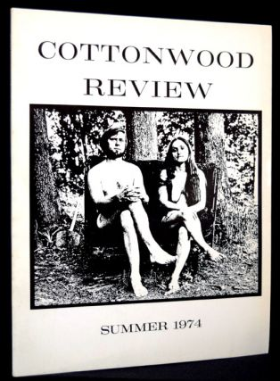 Cottonwood Review, Winter 1973-74; Summer 1974 (two issues)