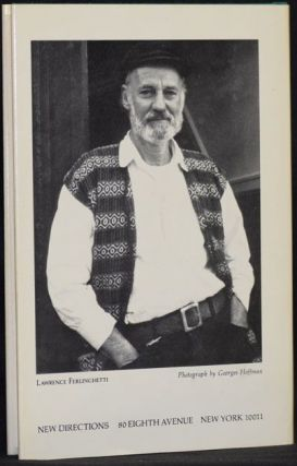 Endless Life: Selected Poems / With: Lawrence Ferlinghetti: Poet At Large
