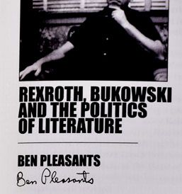 Rexroth, Bukowski and the Politics of Literature