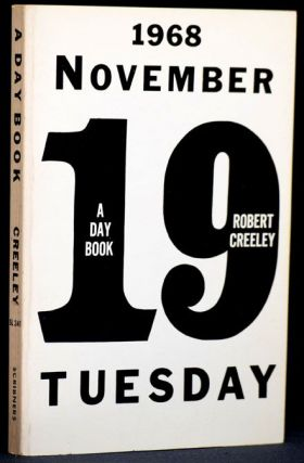 A Day Book: Tuesday November 19, 1968 / Friday June 11, 1971