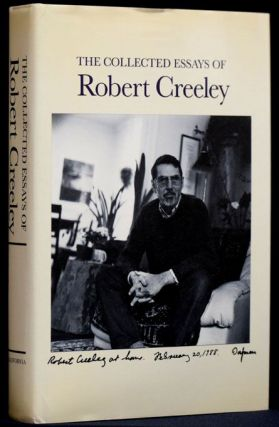 The Collected Essays of Robert Creeley