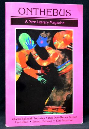 On the Bus: A New Literary Magazine, Fifth Issue, Vol. II, No. 1, Spring 1990 with: Early Ephemera