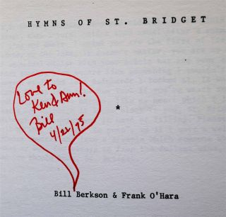 Hymns of St. Bridget