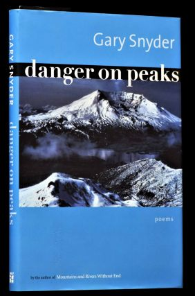Danger on Peaks with: Postcard-Flyer for a Celebration of Karl Pohrt