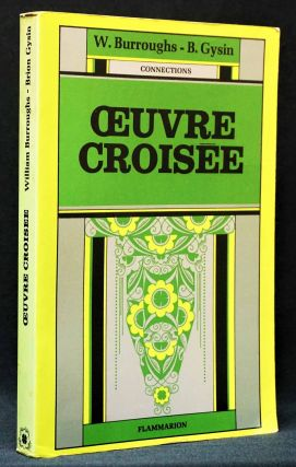 Oeuvre Croisee (first French Edition of The Third Mind)