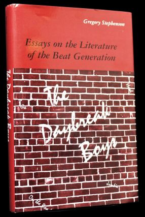 "The Daybreak Boys: Essays on the Literature of the Beat Generation with: Six Signed, Unpublished Letters [4 Handwritten, 2 Typewritten] from Michael McClure; ""Scratching the Beat Surface""; ""The Stitching"" Broadside; ""Huge Dreams"" Book Launch Invitation; Notification of Relocation Postcard; Signed ""Permissions"" Slip & Signed Card w/Inscription"