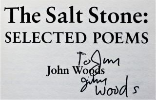 The Salt Stone: Selected Poems