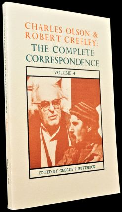 Charles Olson & Robert Creeley: The Complete Correspondence, Volumes 1-5 with: Two Bonus Items