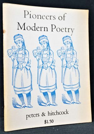 Pioneers of Modern Poetry