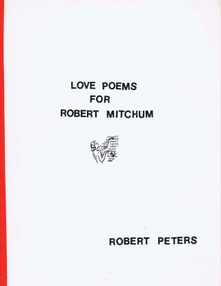 Love Poems for Robert Mitchum