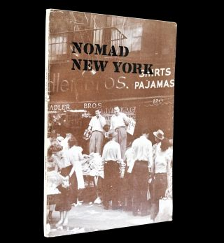 Nomad/ New York Ten/Eleven, Autumn 1962 with: Piere Vidal Translations by Paul Blackburn (Publisher's Proof Edition)