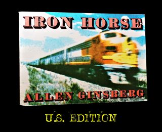 Iron Horse (First Canadian & USA Editions)
