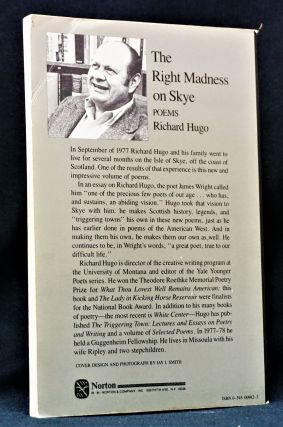 The Right Madness on Skye: Poems