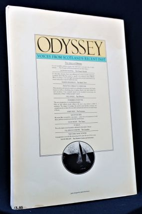 Odyssey: Voices from Scotland's Recent Past