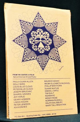 Native American Art and Poetry: From the Center; A Folio