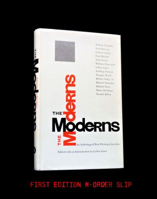 The Moderns: An Anthology of New Writing in America with: Ephemera