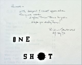 One Shot News