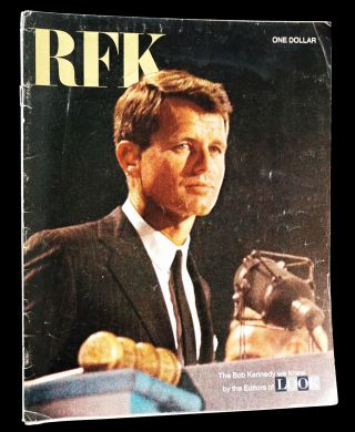 The Saturday Evening Post March 9, 1968 Issue with: LOOK RFK Memorial Issue