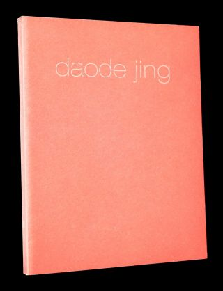 Daode Jing (Translated by Thomas Meyer)