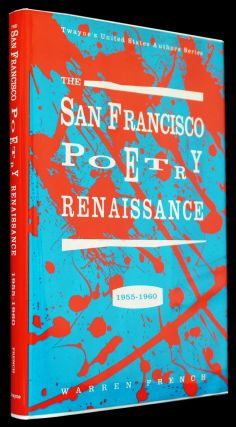 "First & Second San Francisco Renaissance Bundle, with: (1) ""The San Francisco Poetry Renaissance"" by Warren French; (2) ""Six San Francisco Poets"" by David Kherdian; (3) Lawrence Ferlinghetti's ""Starting from San Francisco"" w/Original 45 RPM Recording; (4) Gary Snyder's Rare Prose Broadside, ""North Beach,"" and (5) ""Starting from San Francisco: The Baby Beat Generation and the Second San Francisco Renaissance"""