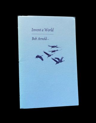 """Broadside: """"Yokel"""" with: Invent a World"""