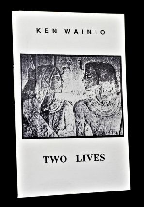 Two Lives: Two Chapbook Editions & One Broadside Edition