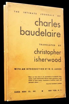 The Intimate Journals of Charles Baudelaire